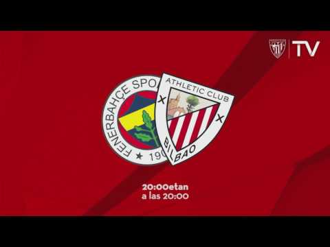 Athletic Club 0 Fenerbahce 0 completo