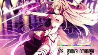 She - Groove Coverage [ Nightcore ]