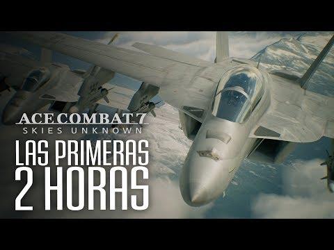 Ace Combat 7: Las 2 primeras horas