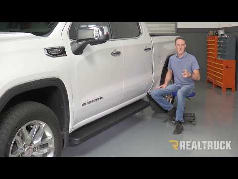 How to Install Ionic Factory Style Running Boards on a 2019 Chevy GMC 1500