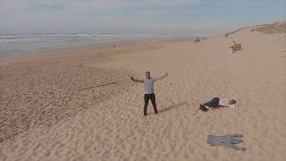 DJI Mavic air premiers temps de vol