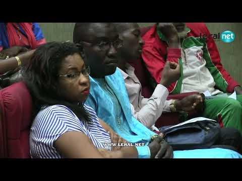 Safiatou THiam secrétaire exécutive du CNLS
