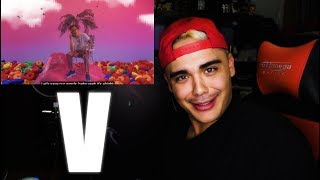 Jay Park - 'V' MV Reaction