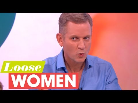 Jeremy Kyle Was Shocked by the Americans' Attitude Towards Food | Loose Women