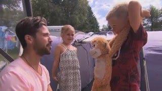 Ardennen Camping Bertrix bij KampeerTV RTL4