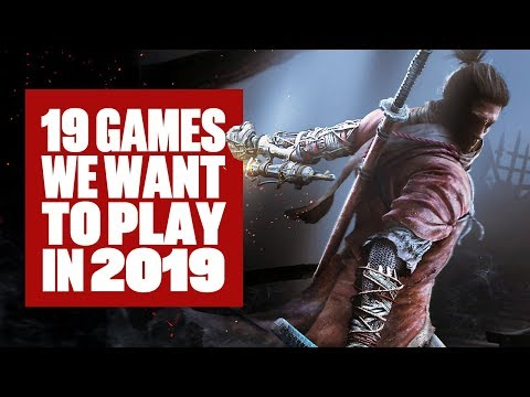 18 games we want in 2019