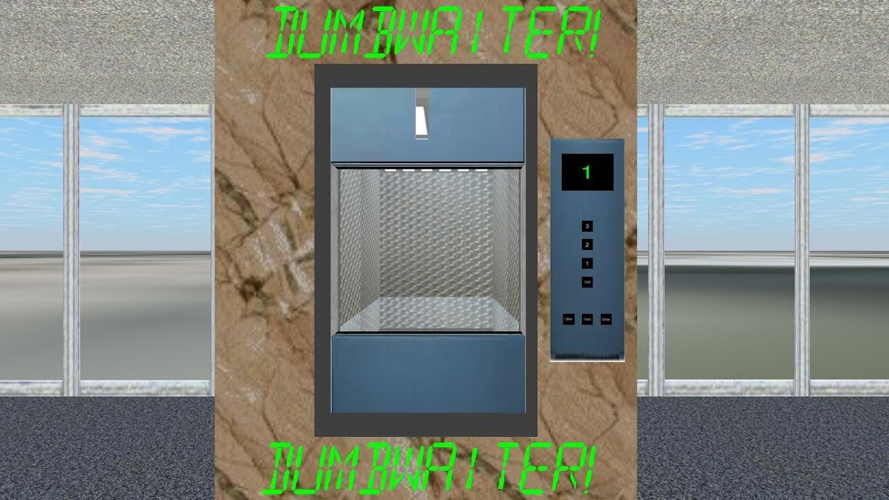 Skyscraper a standard elevator + A DUMBWAITER - INCLUDES A RIDE ON THE DUMBWAITER! & Skyscraper: a standard elevator + A DUMBWAITER - INCLUDES A RIDE ON ...