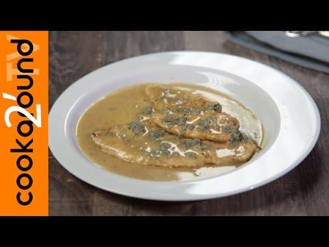 Petto di pollo al gorgonzola / Ricette secondi di carne