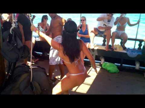 Jolly Pirate Aruba Dance Off Thong