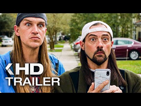 Gavin - The Trailer For Jay and Silent Bob Reboot Has Arrived
