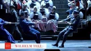 WILHELM TELL - Oper Graz