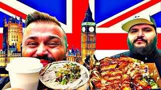 Fit Fat goes London 1 - Looking for the Queen of Streetfood