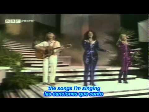 ABBA  Thank You For The Music subtitulada al español