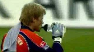 Oliver Kahn - Tribute to the legend of bavaria
