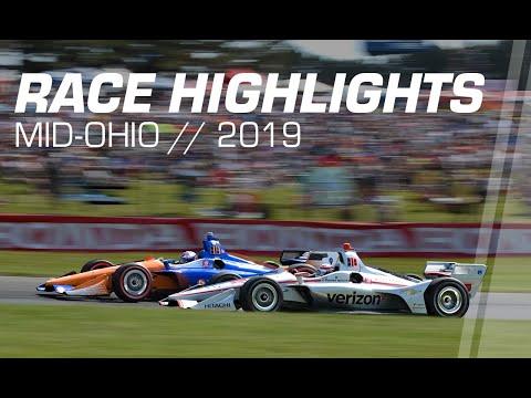2019 NTT IndyCar Series: Honda Indy 200 Highlights