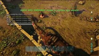 Directo troleando a Guiris ARK PS4