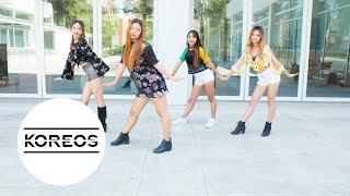 figcaption [Koreos] Blackpink 블랙핑크 - As If It's Your Last 마지막처럼 Dance Cover 댄스 커버