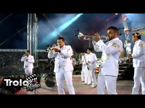 Banda MS-En El Estadio Del Cerro Colorado