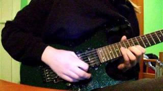 Children of Bodom - Blooddrunk (solo cover)