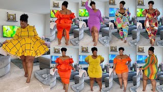 Fun Colorful Try-On Haul | + Giveaway Info! | Plus Size & Curve Collection