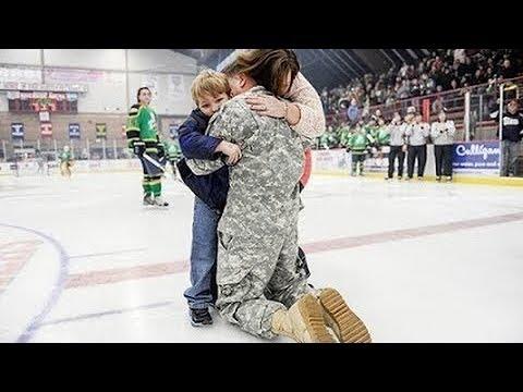Quand les soldats rentrent chez eux par Surprise #4