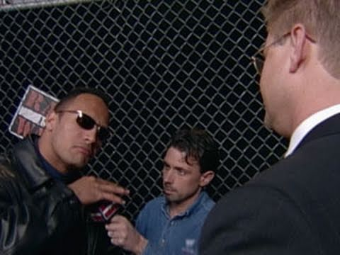 "Dwayne ""The Rock"" Johnson tells the police what to do"