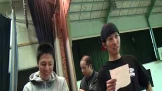 2011 平城西中GW同窓会 卒業歌 PRIDE