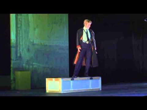 Stephanie Houtzeel as Arsace in Semiramide - Rossini