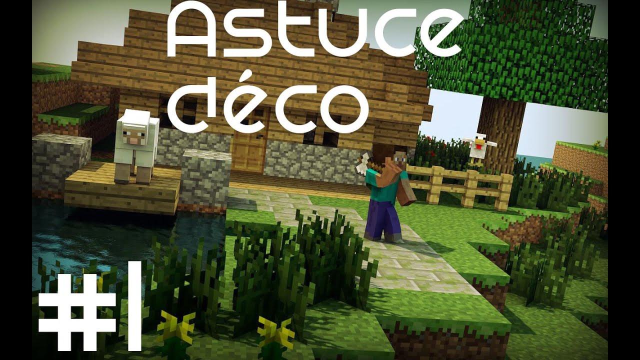 Astuce D Coration Minecraft 1 Comment Faire Une Cuisine