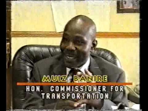 LAGOS STATE ON FOCUS, LASTMA  OFFICIAL A 1 COMMISSION FOR TRANSPORTATION MUIZ BANIRE