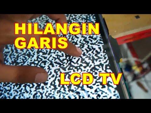 Cara Menghilangkan Garis Pada Layar LCD VLOG57