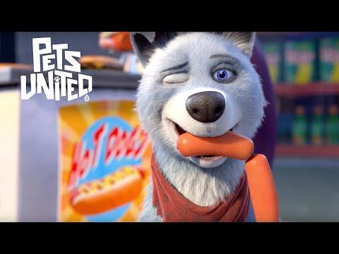 Pets United trailer