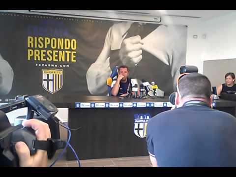 ANTONIO CASSANO, CONFERENZA STAMPA DEL 25.07.2014