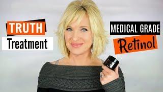 Truth Treatment MEDICAL GRADE Retinol Gel REVIEW! Anti-Aging VITAMIN A