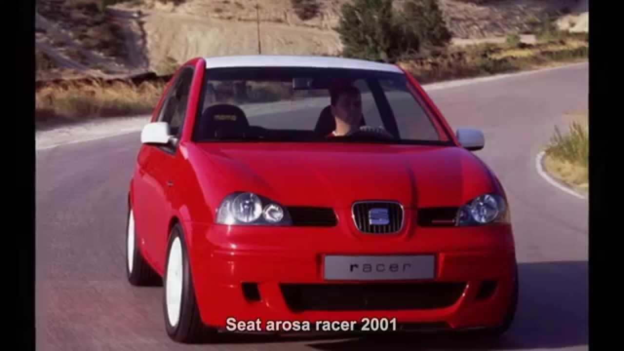 3315 seat arosa racer 2001 prototype car youtube. Black Bedroom Furniture Sets. Home Design Ideas