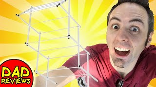 BEST CLOTHES DRYING RACK   Compact Drying Rack Review - Room Essentials