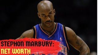 Stephon Marbury - Net Worth and Some Facts About Athlete