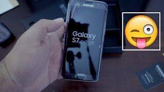 Unboxing Galaxy S7 edge ( Brasil PT-BR )