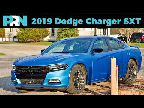 The $50,000 V6 Question Mark | 2019 Dodge Charger SXT AWD