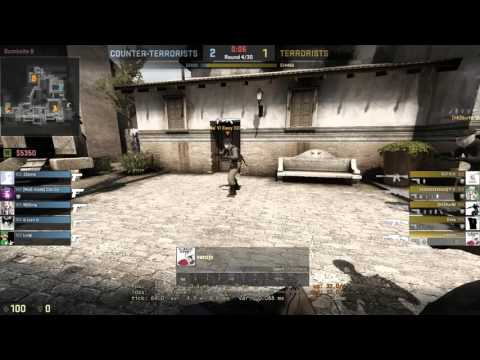 Hack in CS:go Sever HongKong