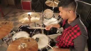 Animals - Maroon 5 - Drum Cover by Johnson George
