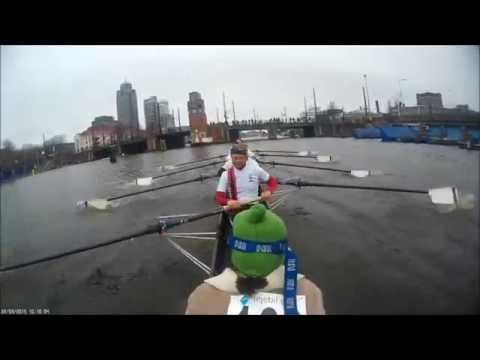 Head of the River 2015. Head of the River Amstel Amsterdam 2015. Rowing tripod. Rowing camera mount.