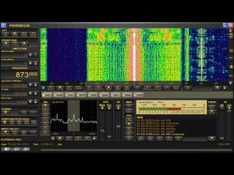 BBC Radio Norfolk 873khz