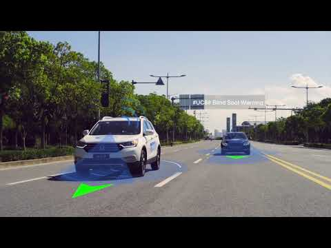 Huawei's Vehicle-to-everything Strategy Demonstration