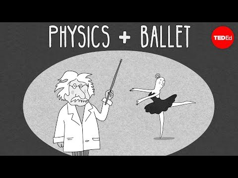 "Video image: The physics of the ""hardest move"" in ballet - Arleen Sugano"
