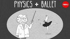 """The physics of the """"hardest move"""" in ballet - Arleen Sugano"""