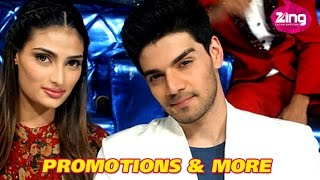 Sooraj Pancholi's Dance Tribute To Salman Khan On DID