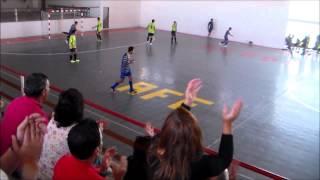 Juvenis (Campeonato AFC): CRI Alhadense 1-5 CS São João