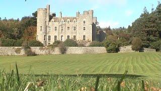 Castlewellan Forest Park, Castlewellan, County Down.
