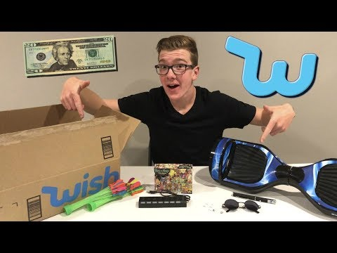UNBOXING 10 (MORE) WISH.COM ITEMS!!!
